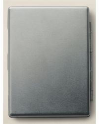 Ralph Lauren Metal Passport Case - Lyst
