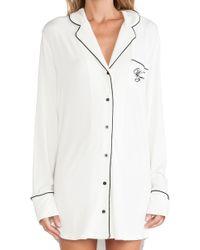 Wildfox Couture Good Night Sleep Shirt - Lyst