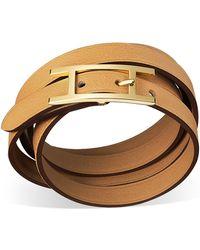 Hermès Hapi 3 Mm gold - Lyst