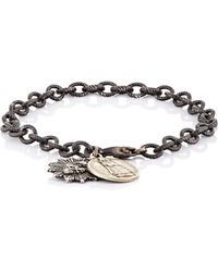Miracle Icons - Double-charm Bracelet - Lyst