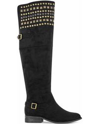 MIA - Pyramid Over The Knee Boots - Lyst