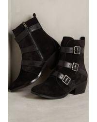 Kelsi Dagger Black Dana Boots - Lyst
