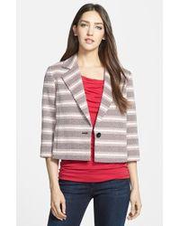 Classiques Entier Ribbon Tweed Jacket - Lyst