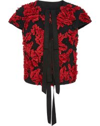 Sachin & Babi | Dixie Embroidered Jacket | Lyst