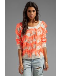 Tigerlily - Harshi Sweater - Lyst