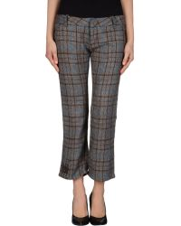 RVCA - 3/4-length Trousers - Lyst