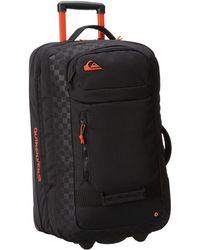 Quiksilver Circuit Luggage - Black