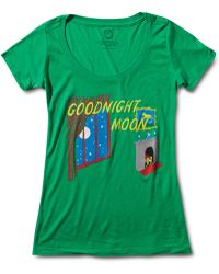 Out Of Print - Goodnight Moon Tee - Lyst