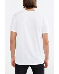 Comune | Surf Report Pocket Tee | Lyst