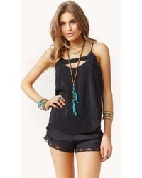 Rory Beca Thil Silk Cami - Lyst