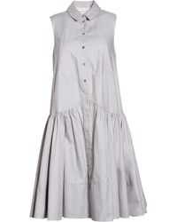 Maison Rabih Kayrouz Kneelength Dress - Lyst