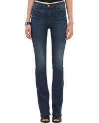 J Brand Skinny Bootcut Remy Jeans - Lyst