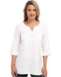 Tommy Bahama Two Palms Embellished Tunic - Lyst
