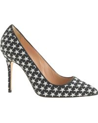 J.Crew Roxie Printed Pumps - Lyst