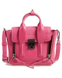 3.1 Phillip Lim 'Mini Pashli' Leather Satchel - Lyst