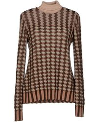 Missoni Turtleneck - Lyst