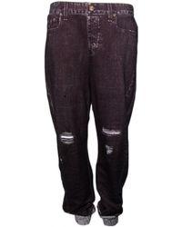 Rag & Bone Miramar Pyjama Jean - Black