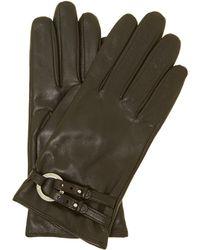 Lauren by Ralph Lauren - Double Belt And O-Ring Glove - Lyst