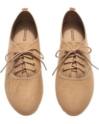 H&M Fabric Shoes - Lyst
