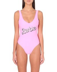 Wildfox Barbie Swimsuit - Lyst