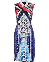 Peter Pilotto Knee-Length Dress - Lyst