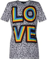 Jonathan Saunders Short Sleeve T-shirt - Lyst