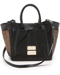 See By Chloé Nellie Medium Zipped Tote - Black - Lyst