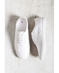 Urban Outfitters - Canvas Lace-up Sneaker - Lyst