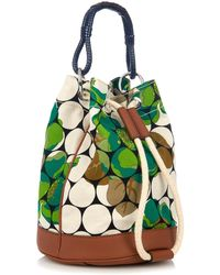 Marni Nymphenyhea-Print Canvas Backpack - Lyst