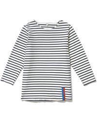 Kule Classic Stripe T-shirt - Black