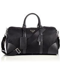 prada knockoff handbags - Shop Men's Prada Holdalls   Lyst