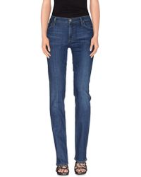 Citizens of Humanity | Denim Trousers | Lyst