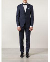 Sand 'Ringo-Paul' Suit - Blue