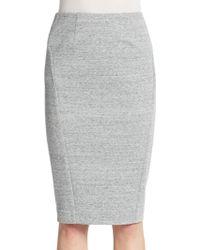 Elizabeth And James Carolann Pencil Skirt - Lyst