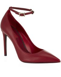 Valentino Rouge Absolute Sig 100 Pump - Lyst