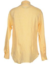 1958 The Sartorialist Shirt - Yellow