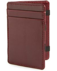 Orchill 'magic' Wallet - Red