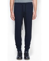 3.1 Phillip Lim Tapered Pant With Combo Binding - Lyst