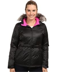 The North Face Black Greenland Jacket - Lyst