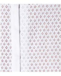 Nina Ricci - Cotton Playsuit - Lyst