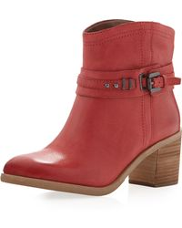 Boutique 9 Clarnella Ankle Boot - Lyst