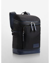 Calvin Klein | Jeans Transit Flap Backpack | Lyst