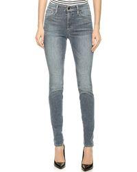 Joe's Jeans High Rise Legging Jeans - Shantelle - Lyst
