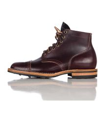 Viberg | Service Boot In Colour 8 Chromexcel | Lyst