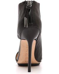 L.A.M.B. - Theo Cutout Court Shoes - Ebano - Lyst