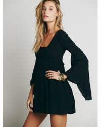 Free People Womens Jolene Dress - Lyst