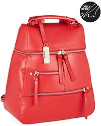 Dolce Vita | Leather Backpack | Lyst