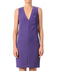 Cacharel Pencil Dress - Lyst