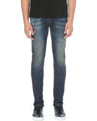 Diesel Sleenker Slim-fit Skinny Jeans 30 - Lyst
