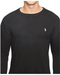 Polo Ralph Lauren | Terry Crewneck Pullover | Lyst
